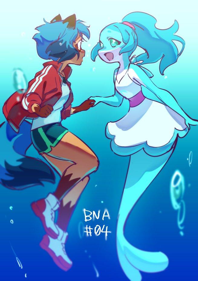 BNA 01x04 Shiori Miyazaki