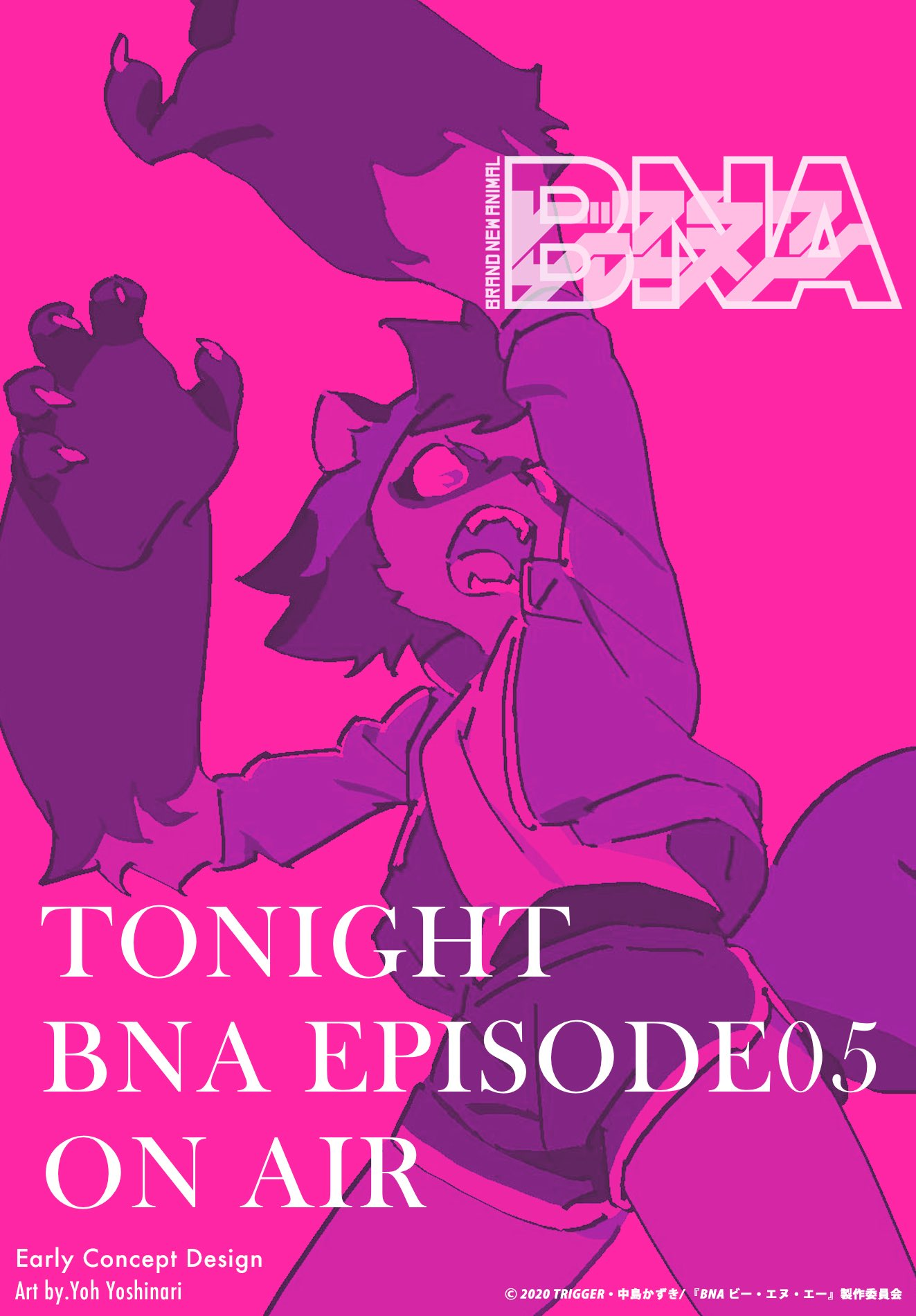 BNA 01x05 Early Concept Design 01