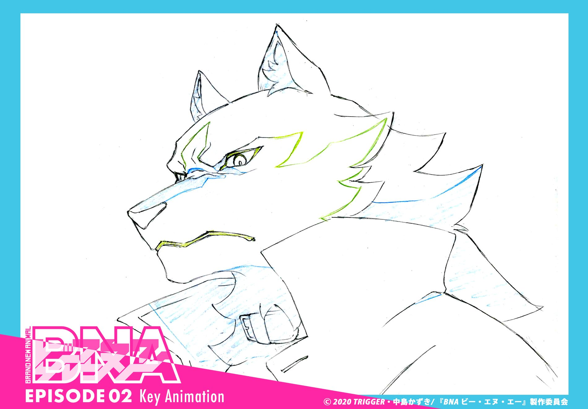 BNA Key Animation 01x02 06