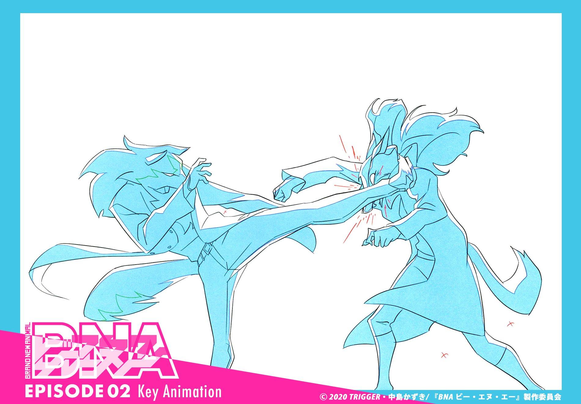 BNA Key Animation 01x02 07