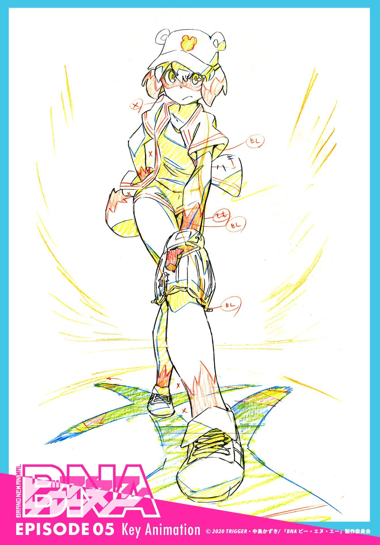 BNA Key Animation 01x05 01