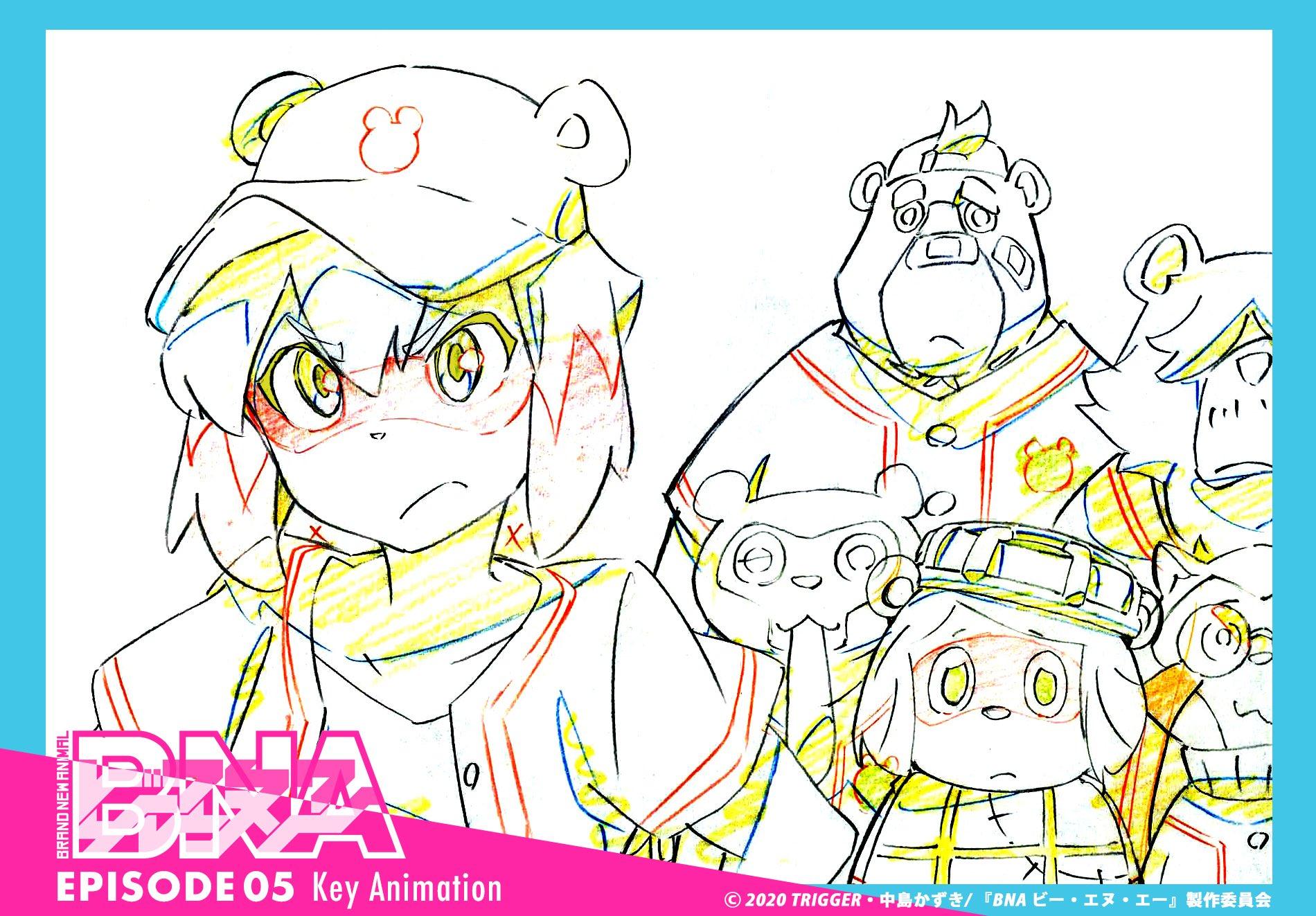 BNA Key Animation 01x05 03