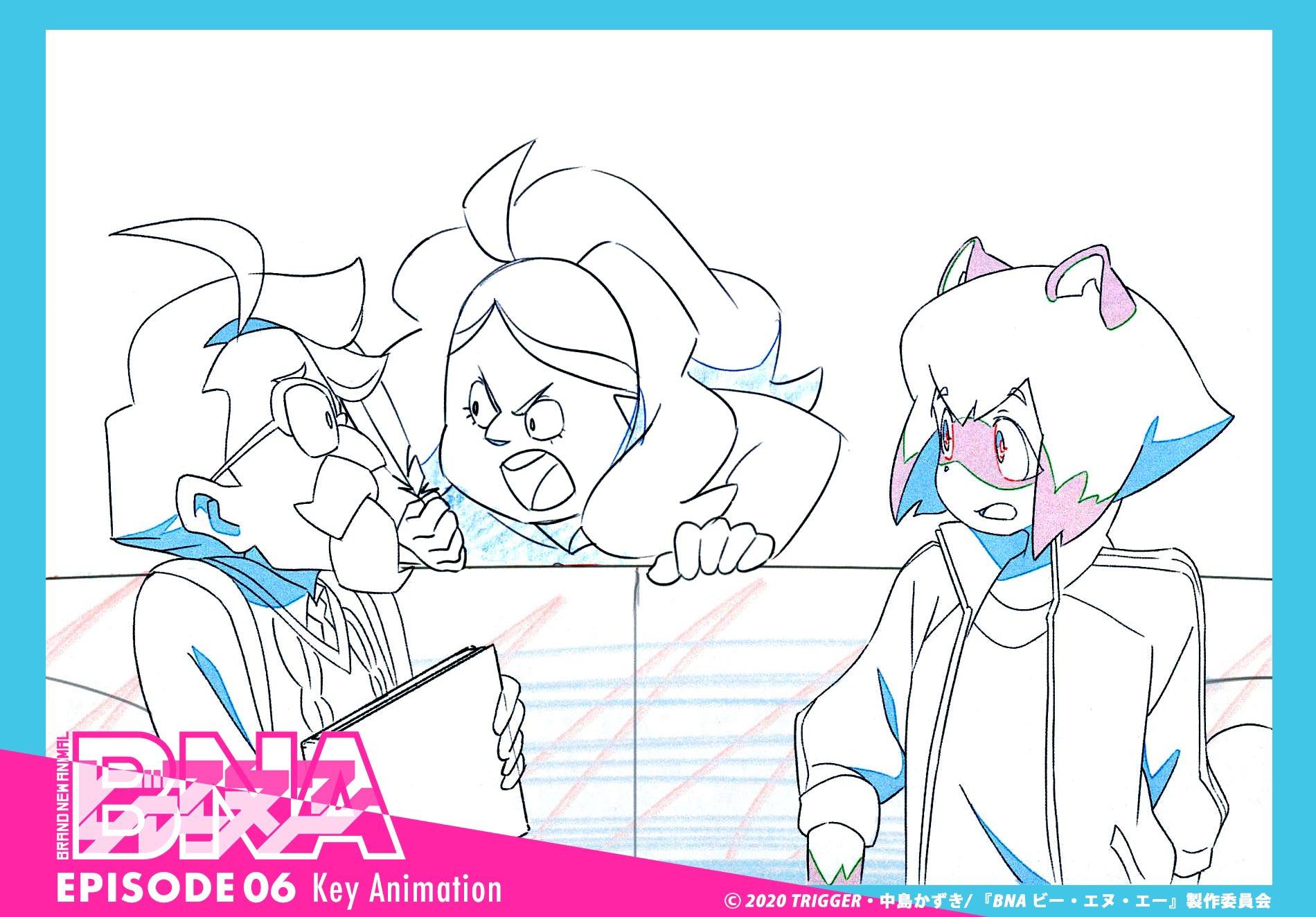 BNA Key Animation 01x06 02