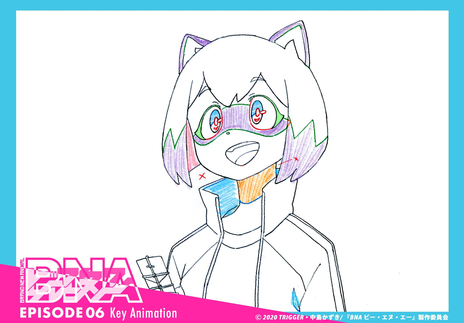 BNA Key Animation 01x06 06