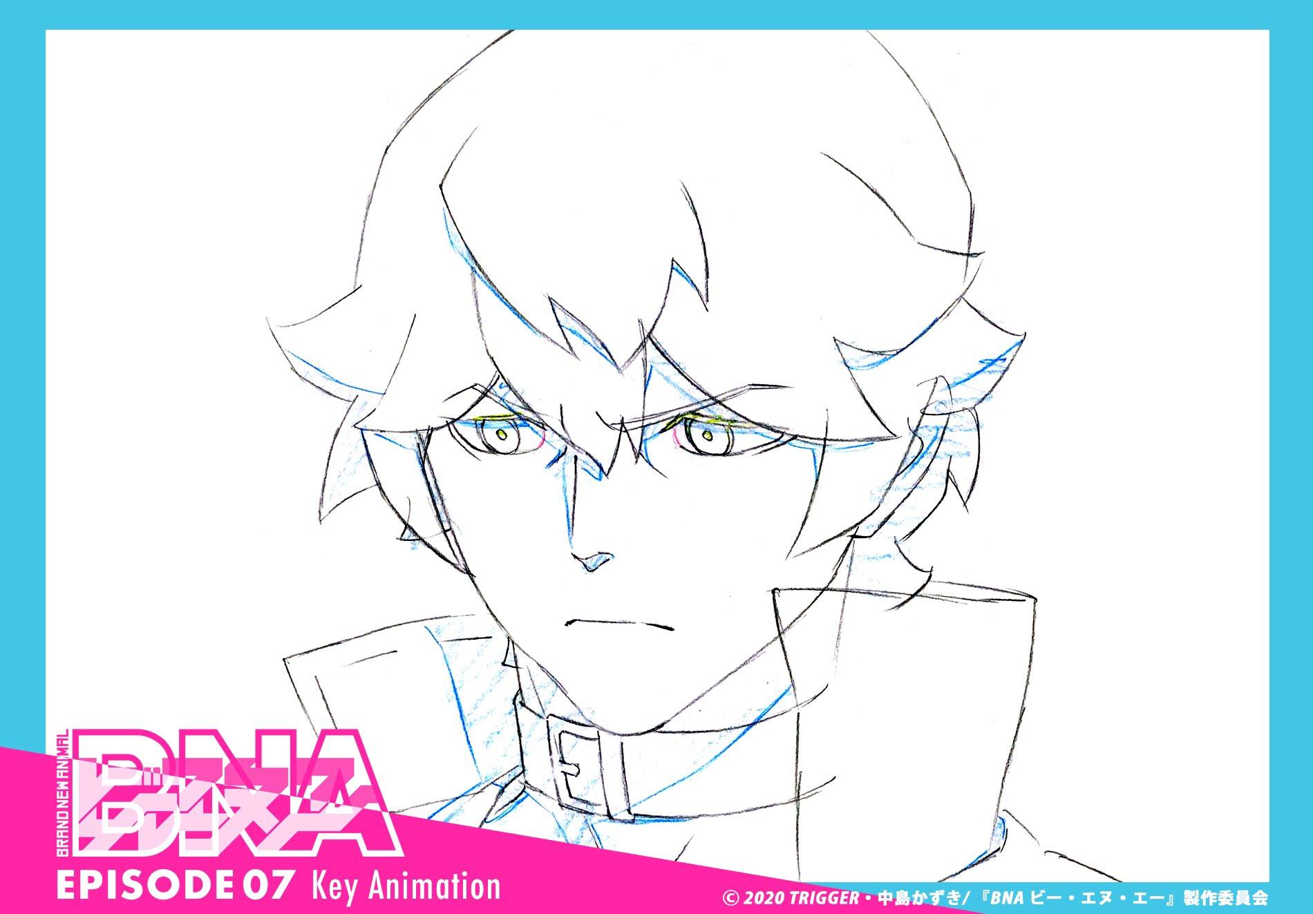BNA Key Animation 01x07 02