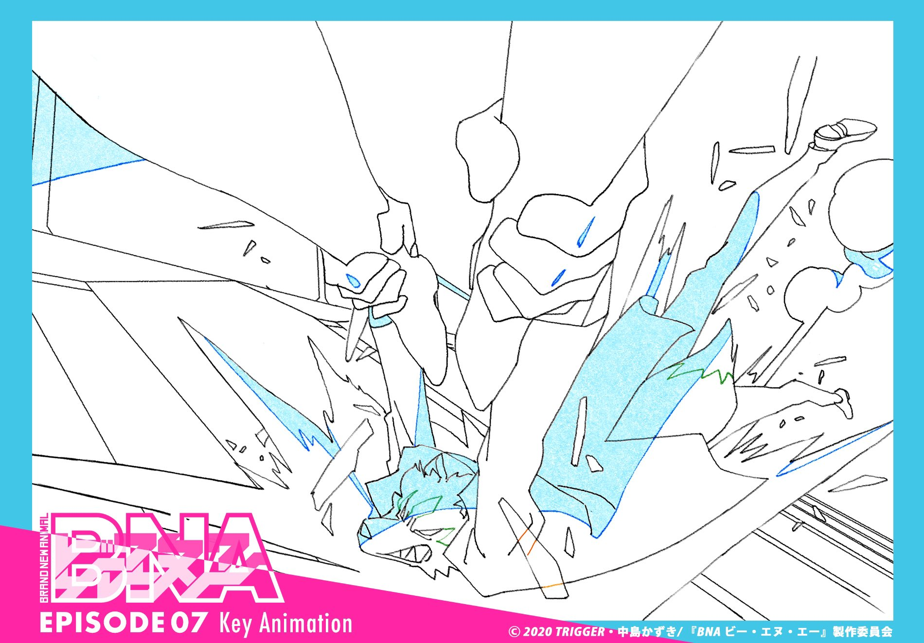 BNA Key Animation 01x07 06