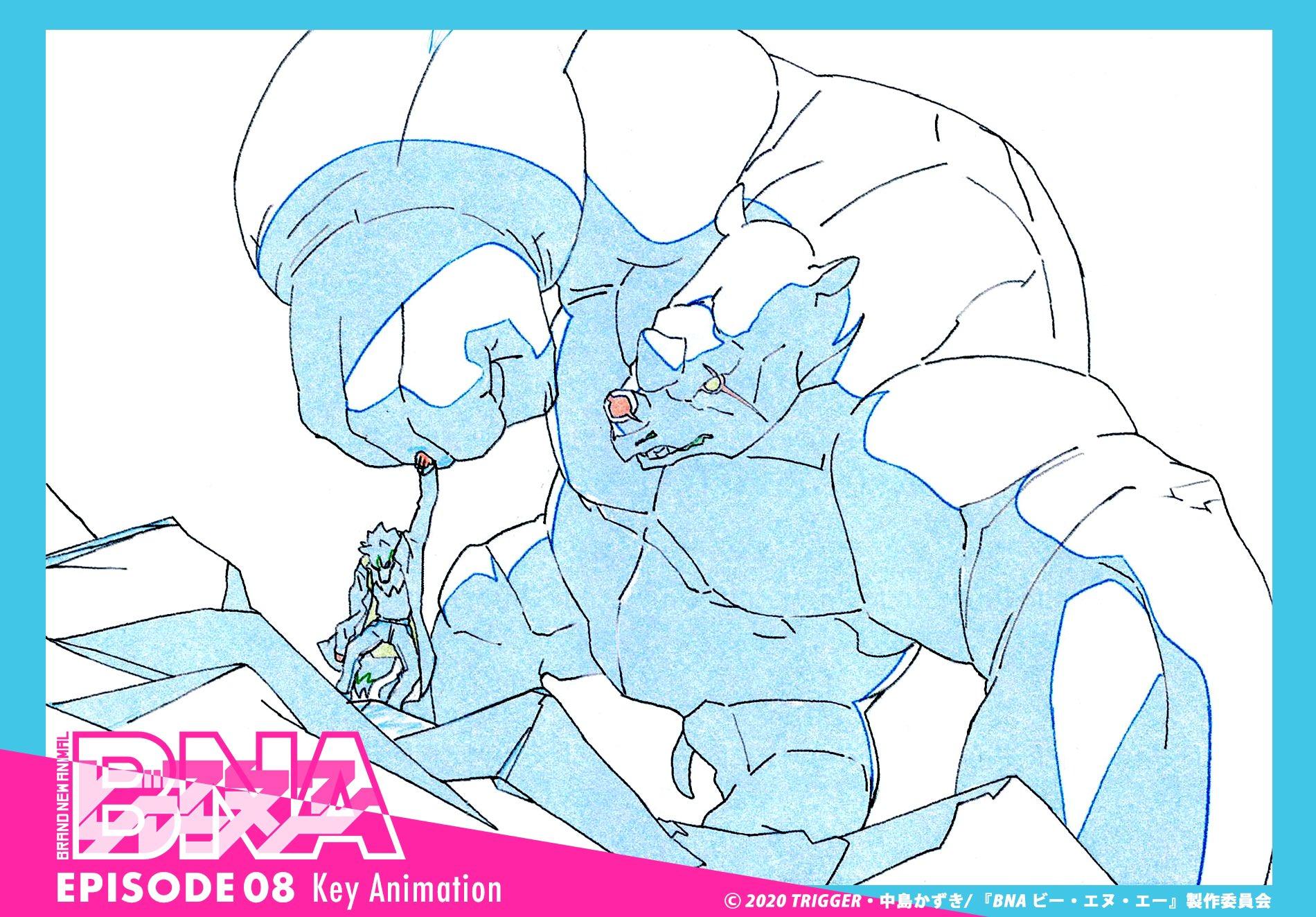 BNA Key Animation 01x08 03