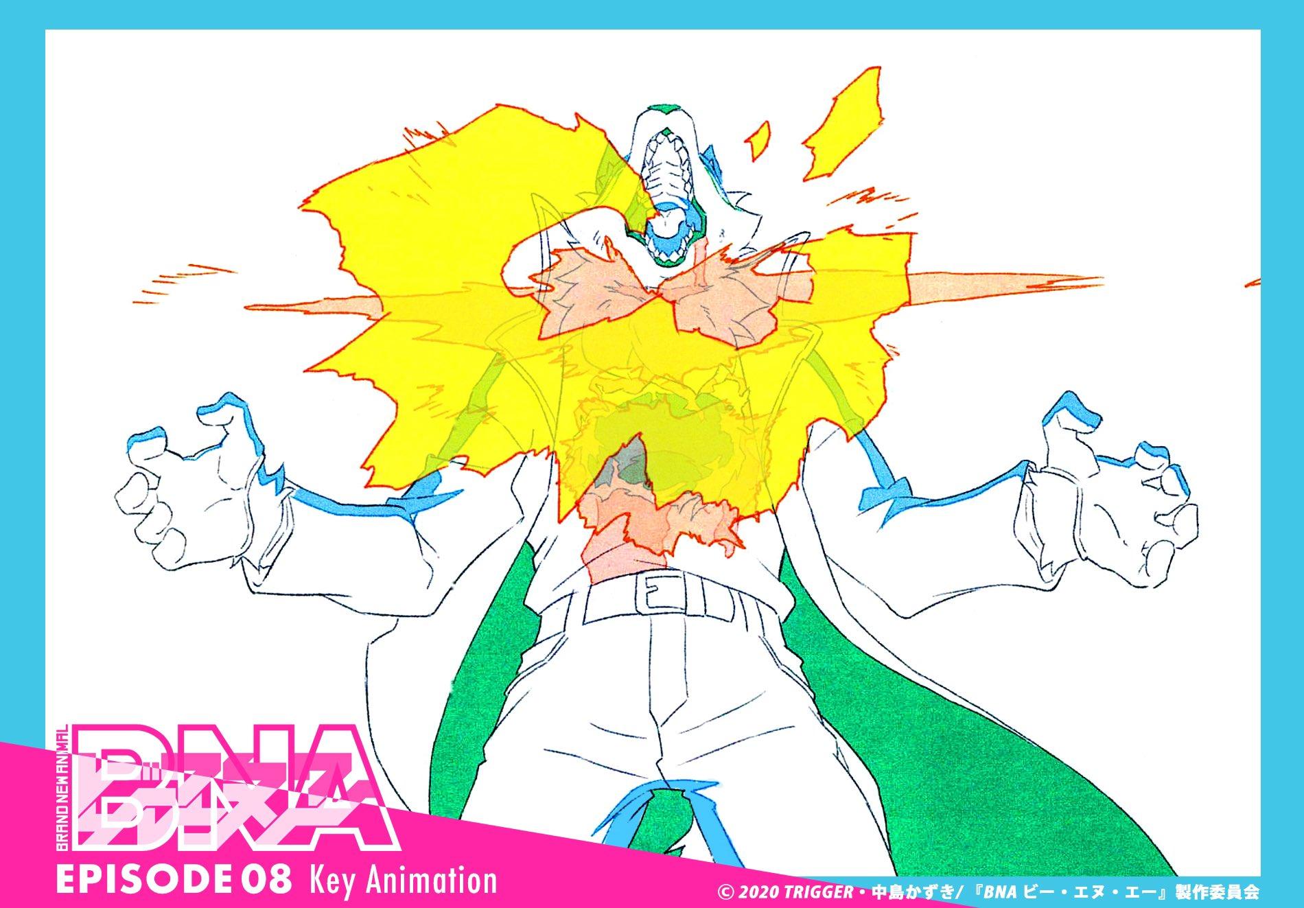 BNA Key Animation 01x08 05