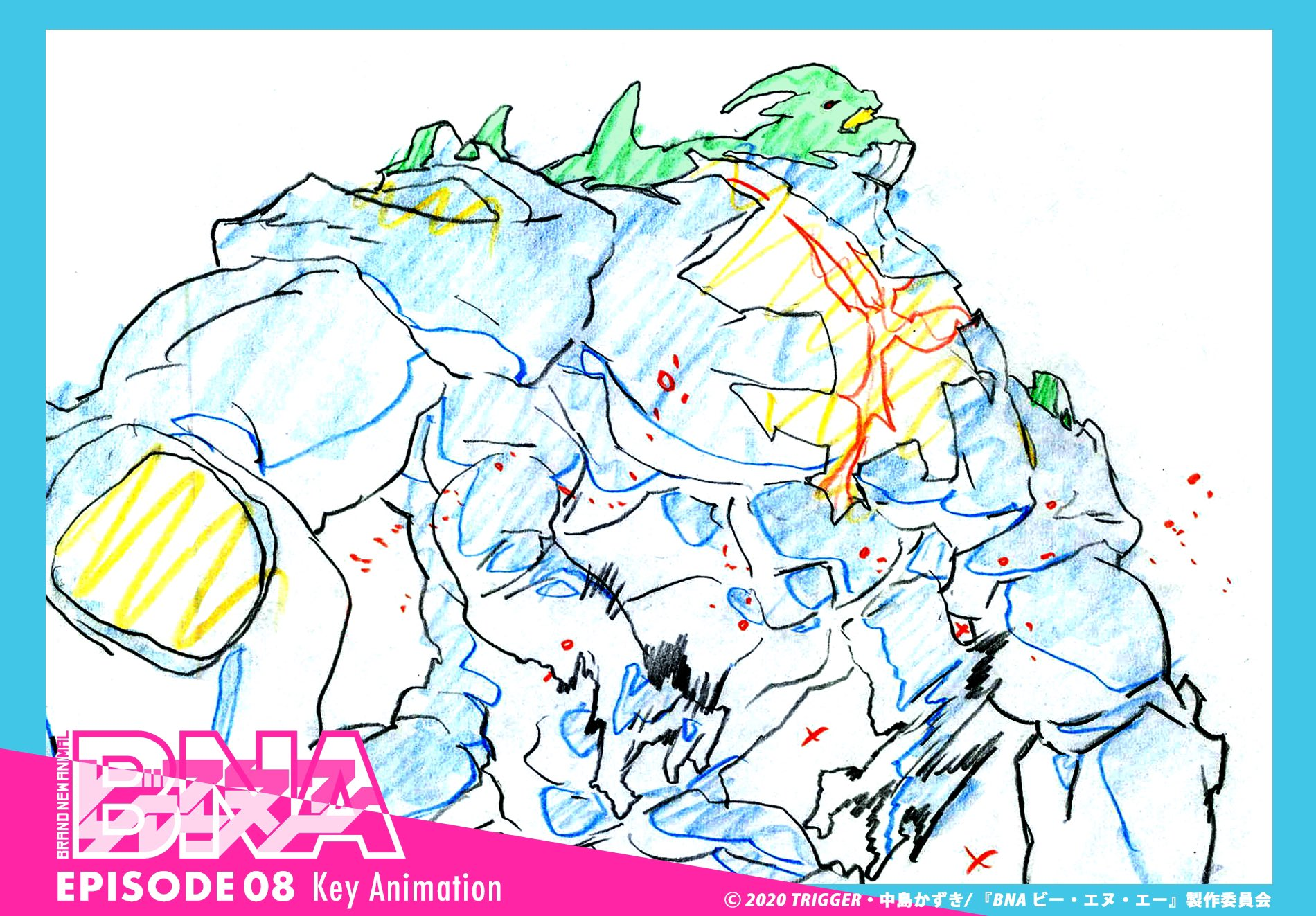 BNA Key Animation 01x08 07