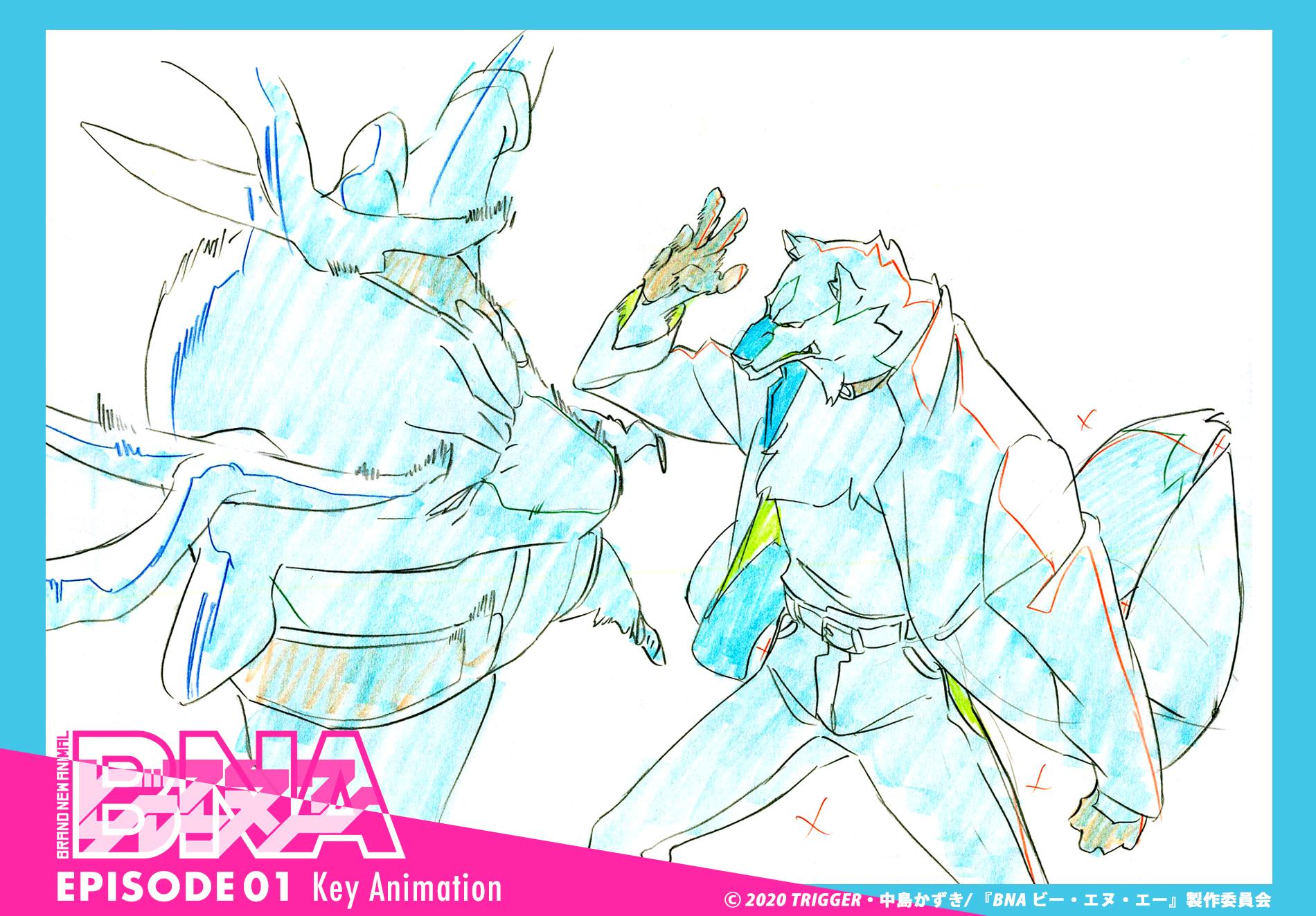 BNA Key Animation 01x01 03