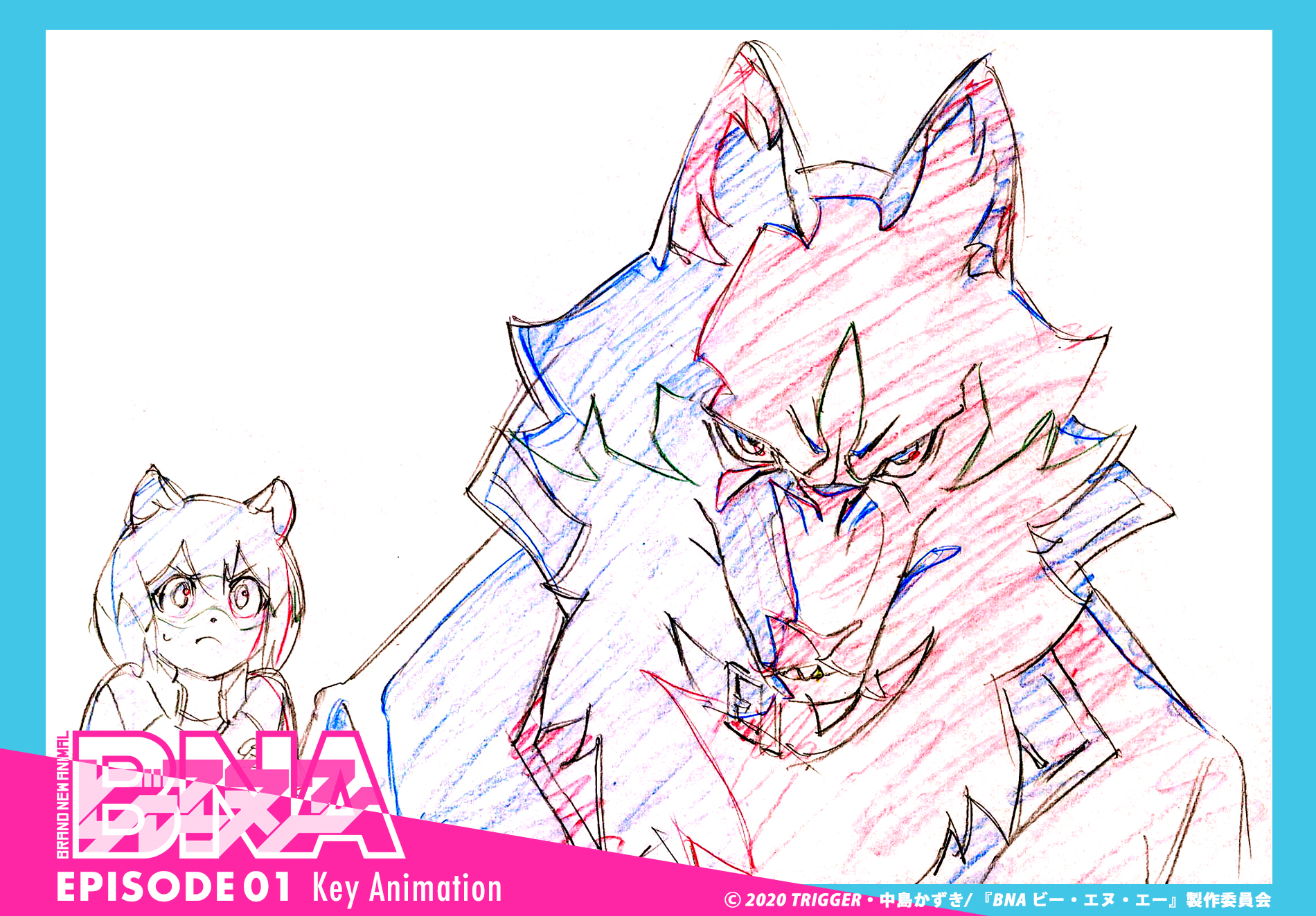 BNA Key Animation 01x01 04