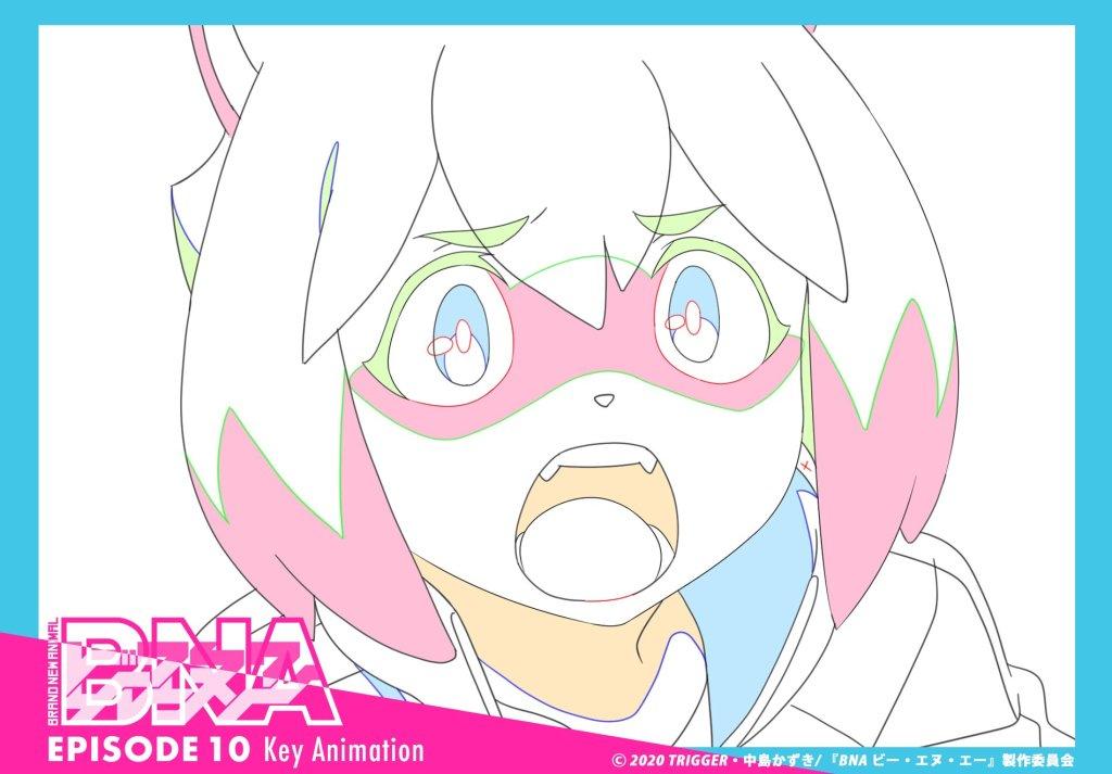 BNA Key Animation 01x10 06