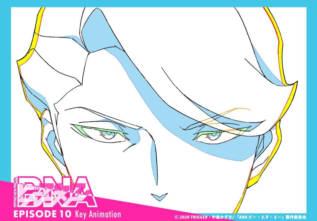 BNA Key Animation 01x10 07