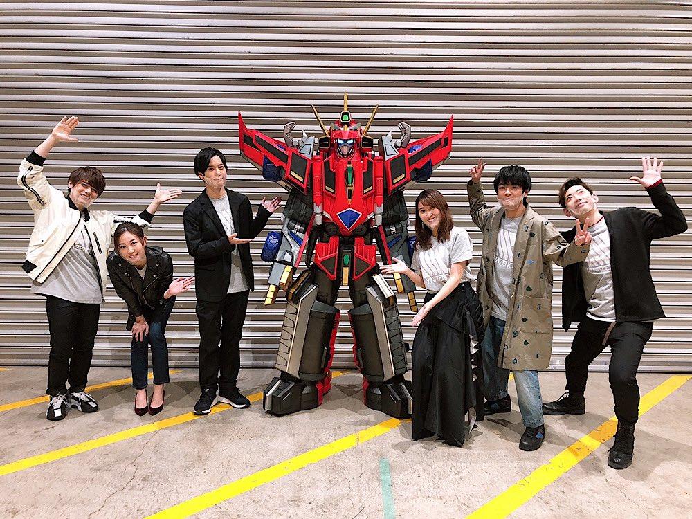 SSSS.DYNAZENON Tokyo Comicon 2020